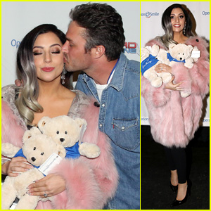 Lady Gaga & Taylor Kinney Pack on the PDA at Operation Smile's Celebrity Ski & Smile Challenge