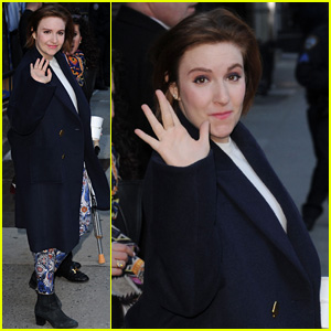 Watch the First Look at Lena Dunham on 'Scandal'!
