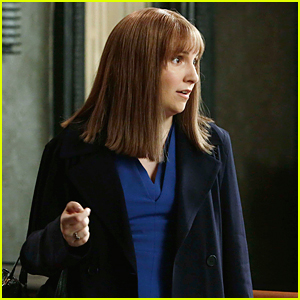 Lena Dunham Sports Wig For 'Scandal' Guest-Starring Role