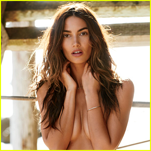 Lily Aldridge Goes Topless for 'Maxim' Cover Story!