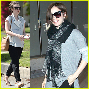Lily Collins Sees True Magic on the Sidewalk