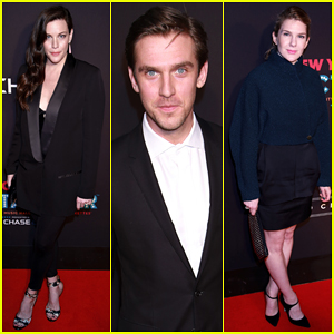 Liv Tyler, Dan Stevens, & Lily Rabe Celebrate Opening Night of The New York Spring Spectacular!