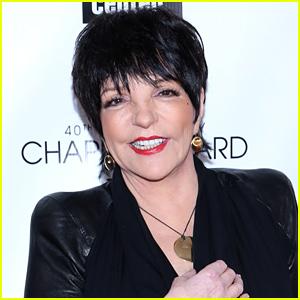 Oscar Winner Liza Minnelli Enters Rehab For Substance Abuse