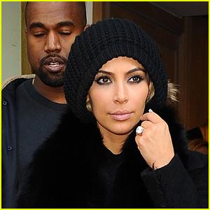 Kim Kardashian Dyes Her Hair Blonde, Hides New Look Under a Hat