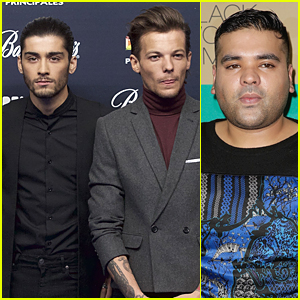 One Direction's Louis Tomlinson & Naughty Boy Fight Over Zayn Malik