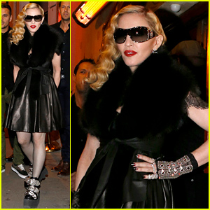Madonna's BRIT Awards Fall: Designer Puts Blame on the Singer, Not the Cape