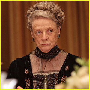 Maggie Smith Says She'll Leave 'Downton Abbey' After Next Season