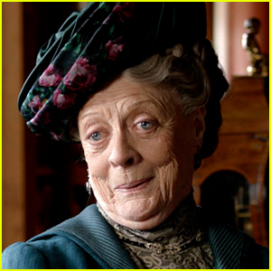 Maggie Smith Will Stay on 'Downton Abbey' 'As Long as the Show Runs'