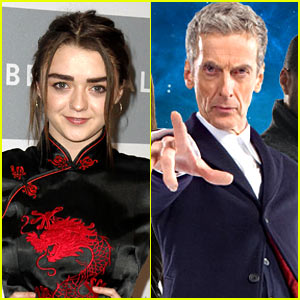 Maisie Williams Will Guest Star on 'Doctor Who' Season 9!