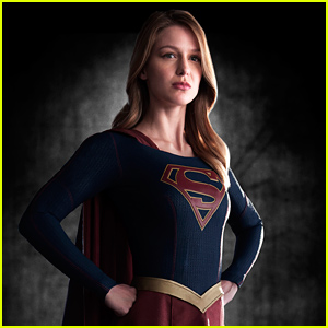 Melissa Benoist Is All Suited Up as Supergirl In These First Look Photos!