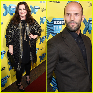 Melissa McCarthy, Jason Statham, & Rose Byrne Get Their 'Spy' On at SXSW!