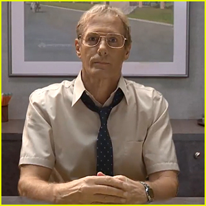 Michael Bolton Mocks Himself in 'Office Space' Parody- Watch Now!