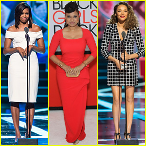 Michelle Obama Gives Inspiring Speech at Black Girls Rock 2015
