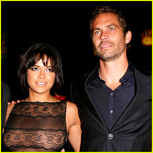 Michelle Rodriguez Went 'Pretty Crazy' After Paul Walker Died