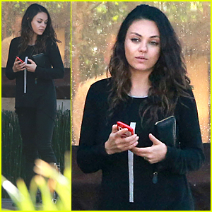 Mila Kunis Gets First Billing on 'Jeopardy' & Ashton Kutcher Loves It!