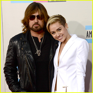 Miley Cyrus' Dad Billy Ray Cyrus Addresses Patrick Schwarzenegger's Spring Break Controversy