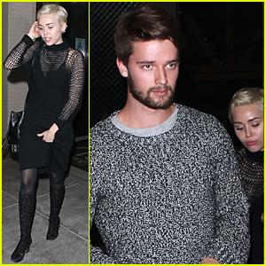 Miley Cyrus & Patrick Schwarzenegger's Future Child Makes Her Go 'Ew'