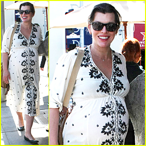 Milla Jovovich's Due Date Could Be Moved Up a Week