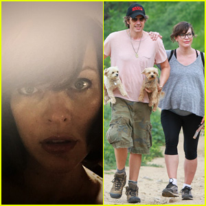 Milla Jovovich Shares Selfie Before 'Sleepless Nights' With Baby