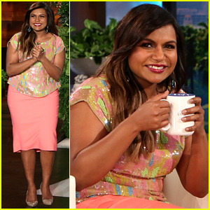 Mindy Kaling Reveals the Hardships of Dating & Being Famous