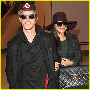 Naya Rivera & Ryan Dorsey Step Out Together After Pregnancy Announcement