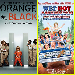 Netflix Reveals Release Dates for 'Orange Is the New Black' & 'Wet Hot American Summer'