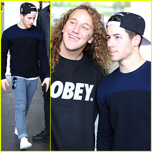 Nick Jonas Confirms He's Leaving Iggy Azalea's Postponed Tour