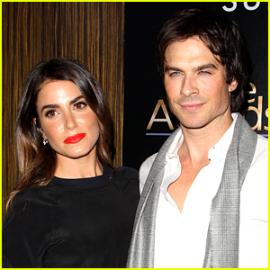 Nikki Reed Writes the Sweetest Love Note for Ian Somerhalder