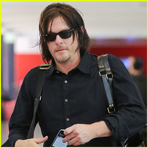 Norman Reedus Not Afraid of Daryl Being Gay on 'Walking Dead'