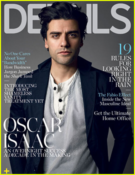 Oscar Isaac Talks Sex, Drugs, & Alcohol in 'Details'