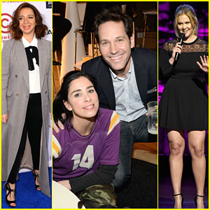Paul Rudd & Maya Rudolph Bring the Laughs to Night Of Too Many Stars