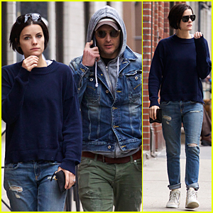 Peter Facinelli & Jaimie Alexander Spotted Together Following Engagement News