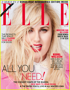 Rebel Wilson Would Be Psycho If She Was Funny All Day