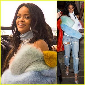 Rihanna Strips Down For Digital Magazine Cover