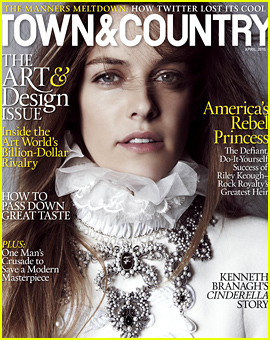 Mad Max's Riley Keough Talks Marriage & Future Children with 'Town & Country'