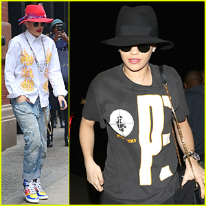 Rita Ora Can Still Function Without Sleeping