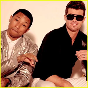 Robin Thicke & Pharrell Williams Lose 'Blurred Lines' Lawsuit