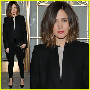 Rose Byrne Hits Up 'Heidi Chronicles' Broadway Opening Night