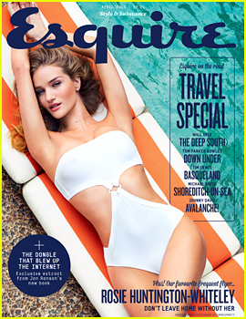 Rosie Huntington-Whiteley: I Rotate In a Very Privileged Bubble
