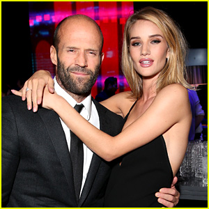 Rosie Huntington-Whiteley & Jason Statham Celebrate 5 Years!