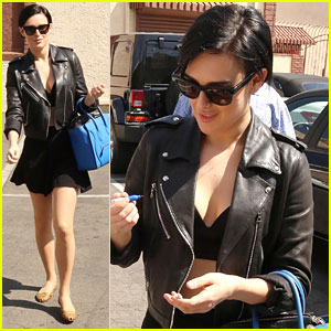 Rumer Willis & Val Chmerkovskiy Will Cha Cha To Adele's 'Rumour Has It' On 'DWTS'