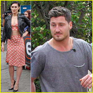 Rumer Willis Gets Pumped for 'Dancing With the Stars'