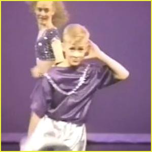 Watch 12-Year-Old Ryan Gosling Dance in M.C. Hammer Pants (Video)