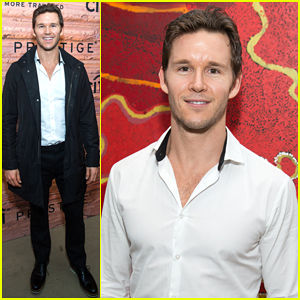 Ryan Kwanten Hits NYC for Citi Prestige Card's Australia Event!