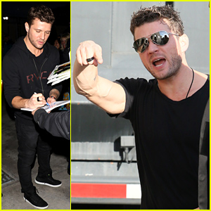Ryan Phillippe Admits He Was 'A Little Punk,' Engaged in Vandalism as a Teen - Watch Now!