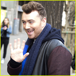 Sam Smith Cancels Milan Concert Due to Laryngitis