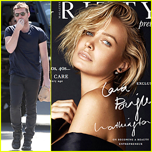 Sam Worthington's Love Lara Bingle Confirms Marriage Rumors?