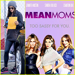 Sandra Bullock Is Not Starring in Jennifer Aniston's 'Mean Moms'