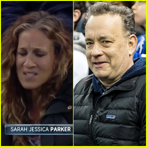Video of Sarah Jessica Parker Seemingly Throwing Shade at Tom Hanks Goes Viral - Watch Now!