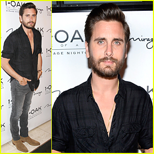 Scott Disick Makes First Public Appearance After Rehab Stint